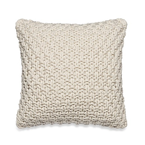 Buy Kenneth Cole Reaction Home Chunky Knit Square Throw