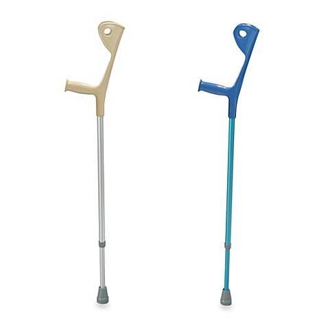 Drive Medical Aluminum Euro Crutch