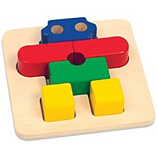 image of Guidecraft Robot Primary Puzzle