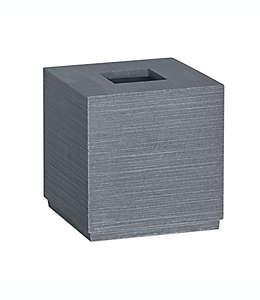 Dispensador de pañuelos desechables Latitude® de resina color gris
