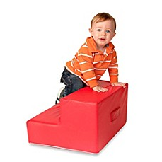 image of Foamcraft Foamnasium™ Toddler Step in Red