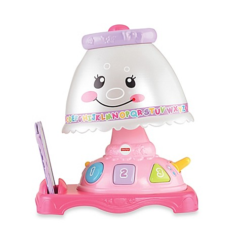 Lovely Fisher Priceu0026reg; Laugh U0026 Learnu0026trade; My Pretty Learning Lamp