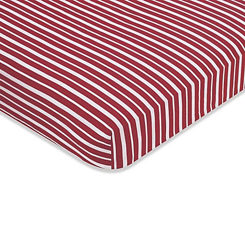 Buy Sweet Jojo Designs Vintage Aviator Fitted Crib Sheet