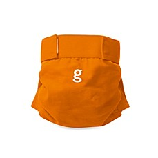 image of gDiapers gPants in Great Orange