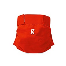 image of gDiapers gPants in Good Fortune Red
