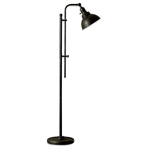 Bleeker Adjustable Floor Lamps Bed Bath Amp Beyond