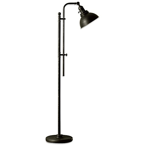 Bleeker Adjustable Floor Lamp
