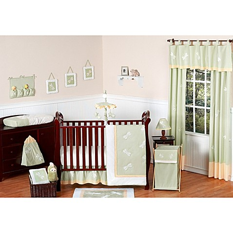 Sweet Jojo Designs Dragonfly Dreams Crib Bedding