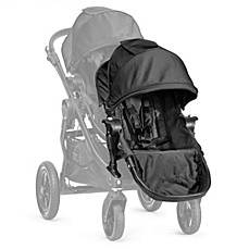 image of Baby Jogger® City Select® Black Frame Second Seat Kit in Black