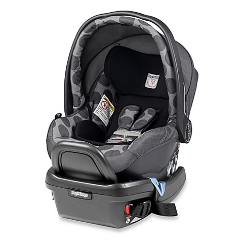 peg perego primo viaggio 4 35 infant car seat in pois grey. Black Bedroom Furniture Sets. Home Design Ideas