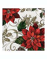 Servilletas de papel Pretty Poinsettia, 20 piezas