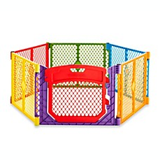 image of North States Superyard Colorplay Ultimate Playard