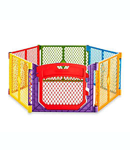 North States Superyard Colorplay Ultimate Corral para niños