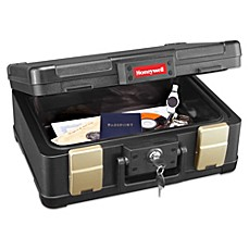 image of Honeywell Molded Fire/Water Chest