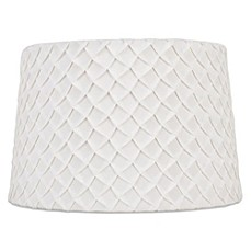 Mix and match lamps lamp bases lamp shades bed bath beyond image of mix match large 15 inch hardback scale lamp shade in white aloadofball Gallery