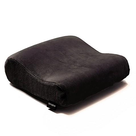 Samsonite 174 Lumbar Travel Pillow Bed Bath Amp Beyond
