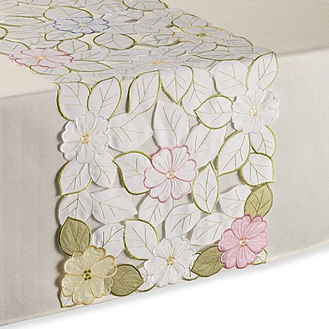 Sam Hedaya Springtime Table Runner Bed Bath Amp Beyond