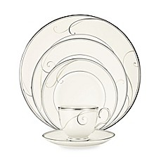image of Noritake® Platinum Wave Fine China Collection