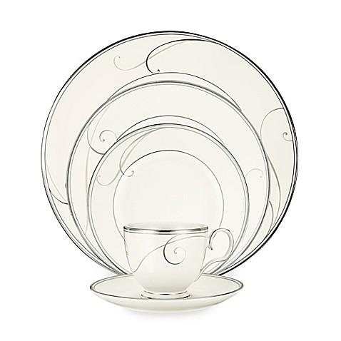 Noritake 174 Platinum Wave Fine China Collection Bed Bath