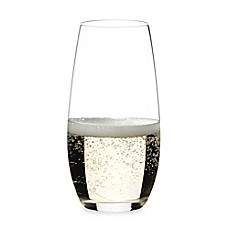 image of riedel o stemless champagne flutes set of 2