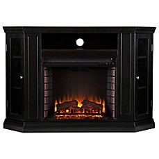 hover log austin fireplace product item furniture with firebox to brick stand tv the zoom entertainment stands