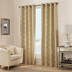 West Bay Grommet Window Curtain Panel