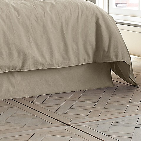 kenneth cole reaction home mineral bed skirt - bed bath & beyond