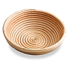 image of Frieling 8-Inch Round Brotform Dough-Rising Bread Basket