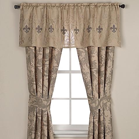 Fleur De Lis Curtains Bed Bath And Beyond