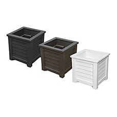 image of Mayne Lakeland 16-Inch x 16-Inch Planter Collection