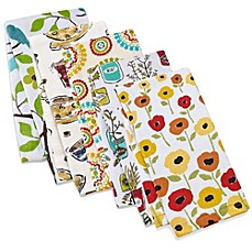 image of Kitchensmart® Print Kitchen Towel