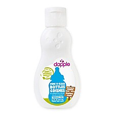 image of dapple® 3 oz. Pure 'N' Clean Bottles and Dishes Dishwashing Liquid in Fragrance-Free