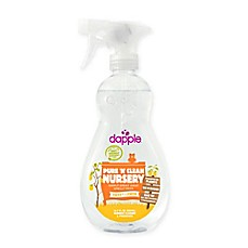 image of dapple® 16.9 oz. Pure 'N' Clean Naturally Clean Nursery Spray in Sweet Lemon Grapefruit