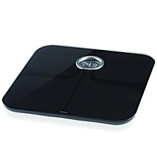 image of Fitbit® Aria Wi-Fi Smart Bathroom Scale