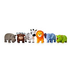 image of Elegant Baby Jungle Party Bath Squirties