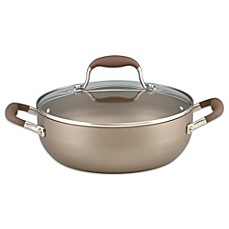 image of Anolon® Advanced Umber 3.5 qt. Covered Chef's Casserole