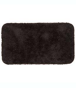 Tapete de poliéster para baño NestWell™ color gris hierro