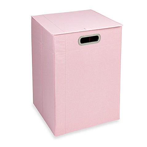 JJ Cole Hamper in Pink