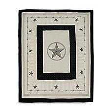 image of Donna Sharp Texas Pride Throw in Ivory