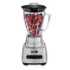 image of Oster® 10-Speed Blender in Brushed Nickel