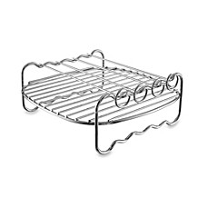 image of Philips Air Fryer Grilling Rack with Skewers
