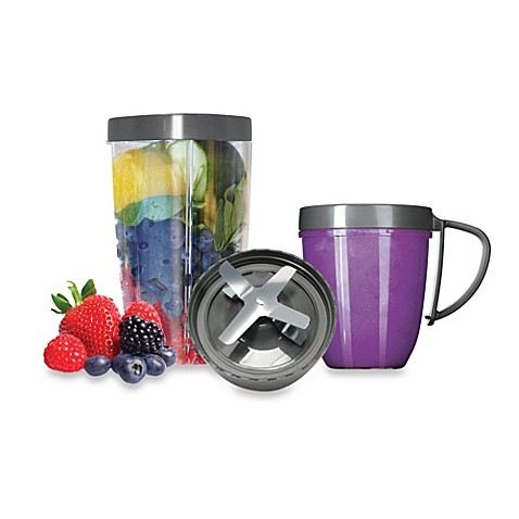 magic bullet® nutribullet® deluxe 5-piece upgrade kit - bed bath