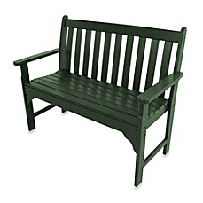 Image Of POLYWOOD® Vineyard Bench