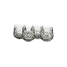 image of Waterford® Lismore Double Old Fashioned Glasses (Set of 4)