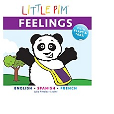 image of Little Pim®: Feelings by Julia Pimsleur Levine