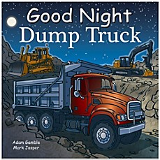 image of Good Night Dump Truck Board Book