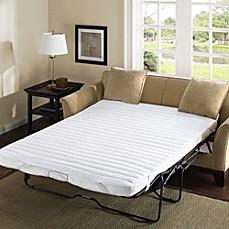 Madison Park Essentials Frisco Microfiber Sofa Bed Mattress Pad