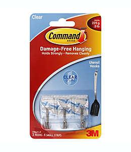 Ganchos para utensilios de cocina 3M Command™