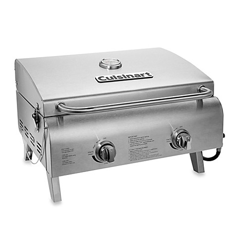 Cuisinart Chef's Style Stainless Gas Grill