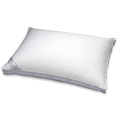 Bed Bath And Beyond Brookstone Side Sleeper Pillow
